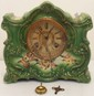 American Ansonia Porcelain Mantel Clock