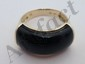 10 Kt Gold Ladies Onyx Ring