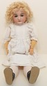 Kestner German Bisque Head Doll 27