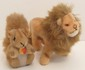 Steiff Leo Lion and Possy Squirrel
