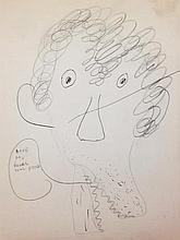 ROBERT DE NIRO CHILDHOOD DRAWING