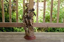 Henryk Kossowski - C1900 Patinated Spelter Statue