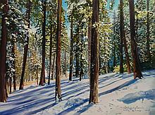 Northstar 14-557, acrylic painting by Michelle Courier