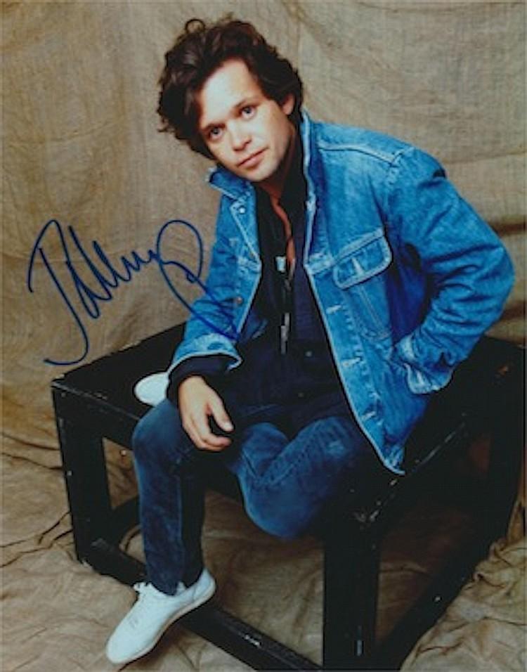 John Couger Autographed publicity photograph