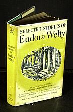 Author EUDORA WELTY - Her Book Signed