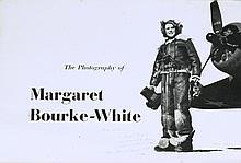 Photographer MARGARET BOURKE-WHITE - Flyer Signed