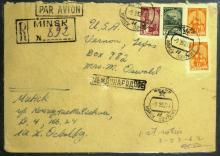 JFK Assassian LEE HARVEY OSWALD - Envel Addressed Signed