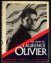 Actor LAURENCE OLIVIER - His Book Signed
