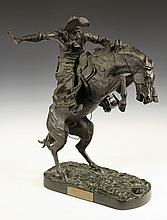 FREDERIC S. REMINGTON (NY/KS, 1861-1909) -