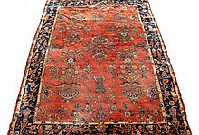 SAROUK CARPET - 8'8