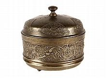 GERMAN BRONZE POT - 16th c