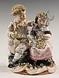 Staffordshire Porcelain Figurine John Bevington