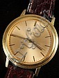 Ca 1960s 18K Gold Patek Philippe Gent's Wristwatch