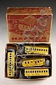 Hafner Overland Flyer UP Tin Litho Toy Train Set