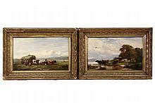 ALBERTUS JURARDUS VAN PROOYEN (Dutch, 1804-1898) -