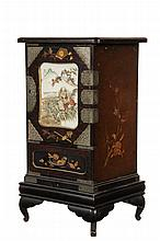 SMALL JAPANESE CABINET - 19th c