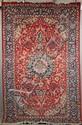 PERSIAN AREA RUG - 5'2