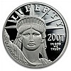 2007-W 1 oz Proof Platinum American Eagle (w/Box & CoA) - L30928