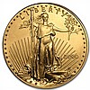 2000 1 oz Gold American Eagle - Brilliant Uncirculated - L30154