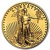1995 1/10 oz Gold American Eagle - Brilliant Uncirculated - L30013