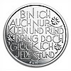 Glucksjeton 2014 Happy New Year Silver Round ASW .1302 oz - L28792