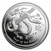 2013 Year of the Snake - 5 oz Silver Coin (SII) PF-69 UCAM NGC - L28689