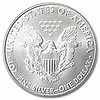 2009 1 oz Silver American Eagle (Brilliant Uncirculated) - L22885