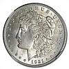 1921 Morgan Dollar - MS-63 NGC - L30024