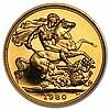 Great Britain Gold Proof Sovereign Queen Elizabeth II - L30922
