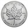 1988 1 oz Silver Canadian Maple Leaf MS-67 NGC - L28730
