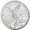 1996 1 oz Silver Mexican Libertad (Brilliant Uncirculated) - L31412