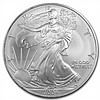 2004 1 oz Silver American Eagle (Brilliant Uncirculated) - L29756