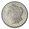 1885-S Morgan Dollar - Almost Uncirculated - L29937