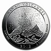 2012 5 oz Silver ATB - Hawaii Volcanoes National Park, Hawaii - L24867