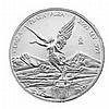 Mexican Silver Libertad 1 Ounce 2002 - L21580