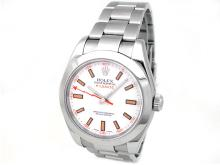 40mm Rolex Oyster Perpetual Milgauss Watch. - L29680
