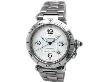38mm Gents Cartier Stainless Steel Pasha Watch - L29713