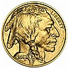 Uncirculated Gold Buffalo Coin One Ounce 2013 - L21609