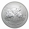 2008 1 oz Silver Year of the Mouse Coin (Series II) - L25032