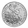 Uncirculated Silver Britannia 1 oz 2010 - L21476