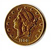 $20 Liberty Jewelry Grade Early Gold Bullion - L18139