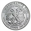 1 oz Walking Liberty Silver Round .999 Fine - L31322