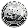 2009 1 oz Silver Chinese Panda - (In Capsule) - 30th Anniversary - L31373
