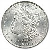 1878 Morgan Dollar - 7 Tailfeathers Rev of 1878 MS-65 PCGS - L27203