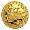 Palau 50 Dollar 1/2 oz Gold Coin Random Dates - L29512
