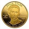 2009-W 1/2 oz Proof Gold Julia Tyler (w/Box & CoA) - L25639