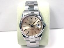 Gents Rolex Stainless Steel Oyster Perpetual Datejust Watch - L29687