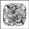 Cushion 0.83 Carat Brilliant Diamond F VS1 - L24181