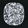 Cushion 0.71 Carat Brilliant Diamond E VVS2 - L24241