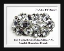 High End Vintage Costume Jewelry Auction